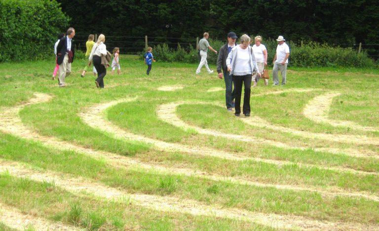 Otford Labyrinth